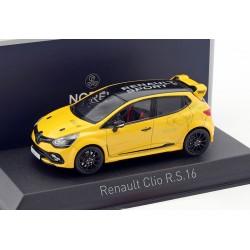Renault Clio RS 16 Jaune 2016 Norev 517599