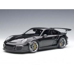 Porsche 991 GT3 RS Noire 2016 Autoart 78164