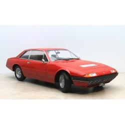 Ferrari 365 GT4 2+2 Rouge 1972 KK Scale Models 180161R