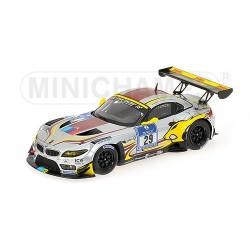 BMW Z4 GT3 29 24 Heures du Nurburgring 2012 Minichamps 437122929