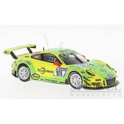 Porsche 911 GT3 R 911 24 Heures du Nurburgring 2017 IXO GTM115