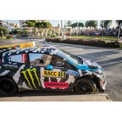 Ford Fiesta RS WRC 15 Rallye de Catalogne 2014 Block Gelsomino IXO 18RMC017