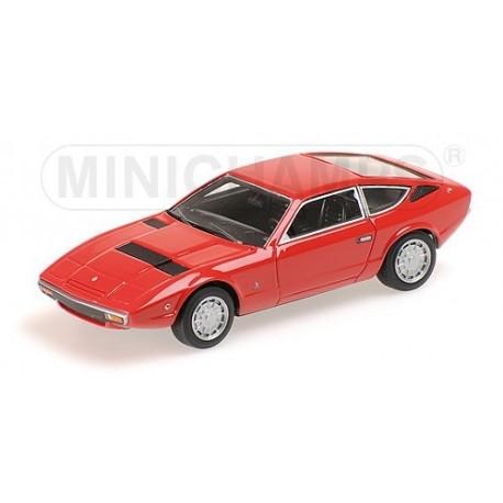 Maserati Khamsin 1977 Rouge Minichamps 437123224