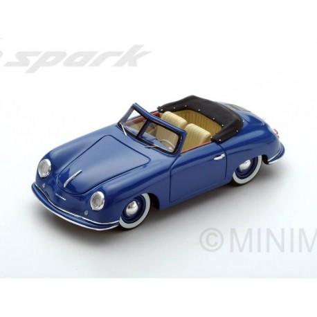 Porsche 356 Cabriolet 1951 Spark S4920