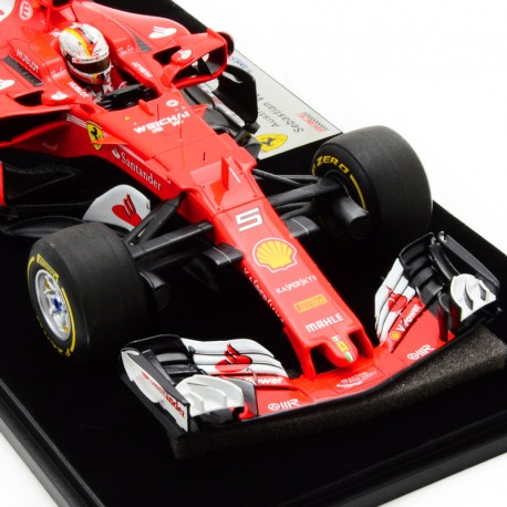 Ferrari SF70-H F1 2017 Sebastian Vettel Looksmart LS18F107
