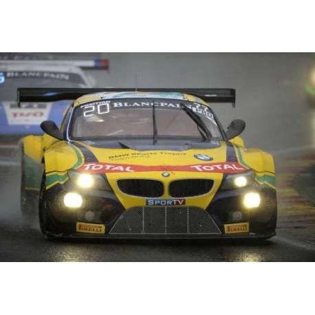 BMW Z4 GT3 77 24 Heures de Spa Francorchamps 2015 Minichamps 437152577