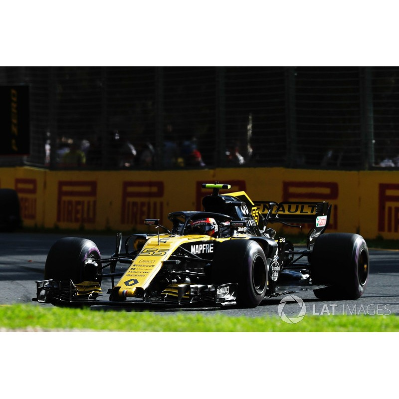 renault rs18 f1 2018 carlos sainz jr spark s6056 miniatures minichamps. Black Bedroom Furniture Sets. Home Design Ideas