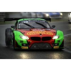 BMW Z4 GT3 78 24 Heures de Spa Francorchamps 2015 Minichamps 437152578