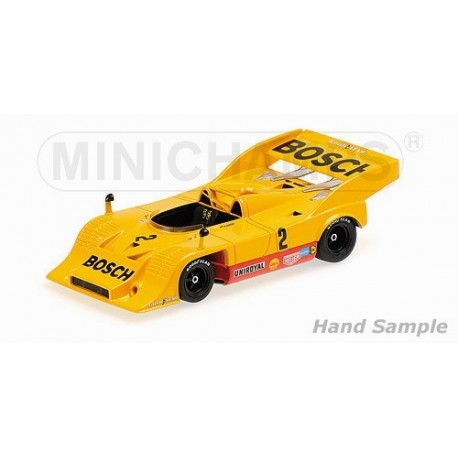 Porsche 917/10 2 Interserie Nurburgring 1973 Willi Kauhsen Minichamps 437736502