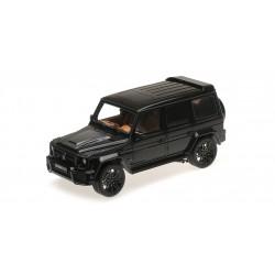 Brabus 850 6.0 Biturbo 2015 Noire Minichamps 107032400