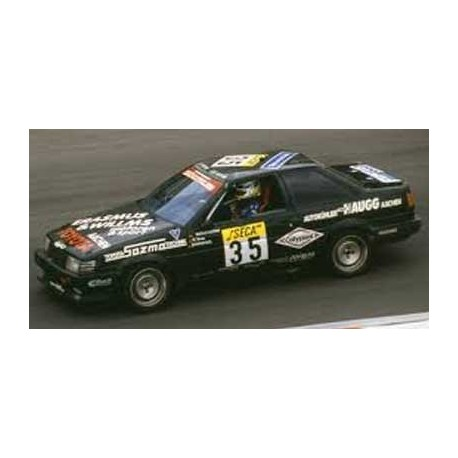 Toyota Corolla GT 24 Heures de Spa-Francorchamps 1989 Minichamps 437891635