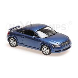 Audi TT Coupe Blue Metallic Minichamps 940017220