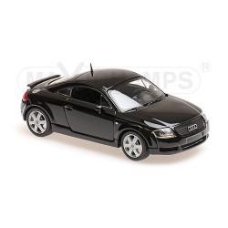 Audi TT Coupe Black Minichamps 940017221