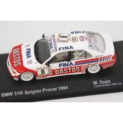 BMW 318I Fina/Bastos 8 Procar 1994 Marc Duez Minichamps 494942308