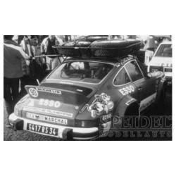 Porsche 911 SC Gr4 Service Car Rallye Monte Carlo 1980 IXO RAC274X