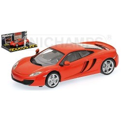 McLaren MP4-12C Top Gear 2011 Orange Minichamps 519431330