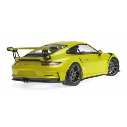 Porsche 911 GT3RS 2013 Jaune Minichamps 155066222