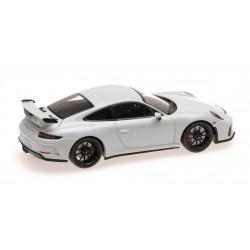 Porsche 911 GT3 2017 White Minichamps 410066025