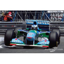 Benetton Ford B194 F1 Monaco 1994 Michael Schumacher Minichamps 517940405