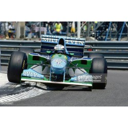 Benetton Ford B194 F1 Monaco 1994 JJ Lehto Minichamps 417940406