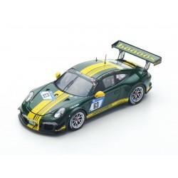 Porsche 911 GT3 R 63 24 Heures du Nurburgring 2017 Spark SG328