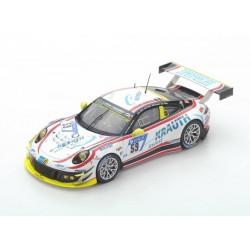 Porsche 911 GT3 R 59 24 Heures du Nurburgring 2017 Spark SG324