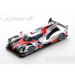 Toyota TS050 Hybrid 7 24 Heures du Mans 2017 Spark S5803