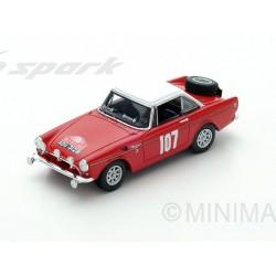 Sunbeam 107 Rallye Monte Carlo 1965 Harper Hall Spark S4061