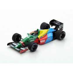 Benetton B188 20 F1 Canada 1988 Thierry Boutsen Spark S5202