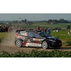 Ford Fiesta R5 16 Rallye d'Ypres 2014 Cherain Leyh IXO RAM584