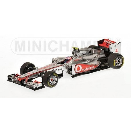 McLaren Mercedes MP4/26 F1 2011 Jenson Button Minichamps 530114304