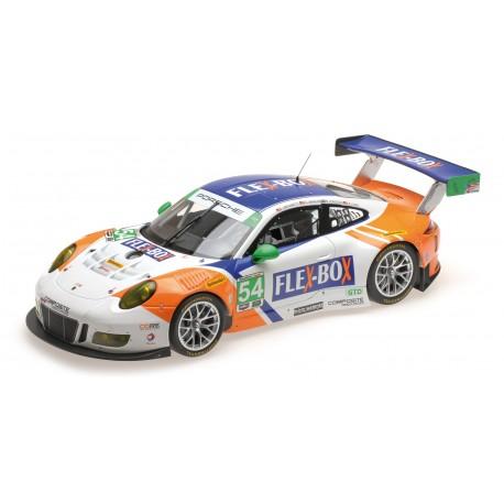Porsche 911 GT3 R 54 24 Heures de Daytona 2017 Minichamps 155176954