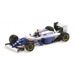 Williams Renault FW16B F1 Japon 1994 Damon Hill Minichamps 417940500