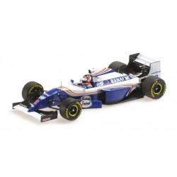 Williams Renault FW16B F1 Australie 1994 Nigel Mansell Last win Minichamps 417940602