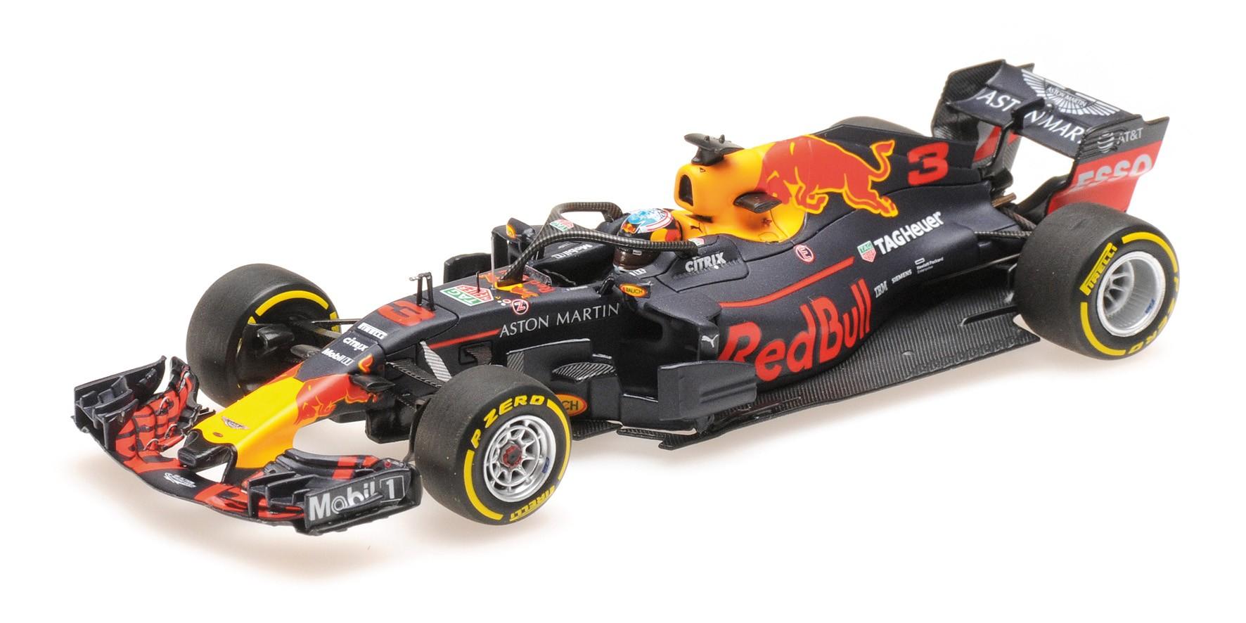Aston Martin Red Bull Racing F Showcar Daniel Ricciardo - F1 show car