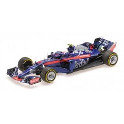Scuderia Toro Rosso Honda F1 Showcar 2018 Pierre Gasly Minichamps 417189010
