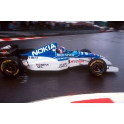 Tyrrell Yamaha 023 F1 Belgique 1995 Ukyo Katayama Minichamps 417950003