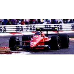 Ferrari F1 87/88 F1 Winner Italie 1988 Gerhard Berger Looksmart LSF1H09B