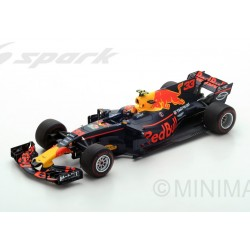 Red Bull Tag Heuer RB13 33 F1 Malaisie 2017 Verstappen Spark 18S311