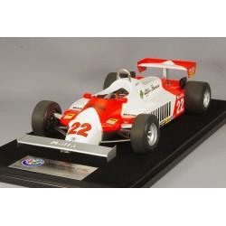 Alfa Romeo 179C 22 Grand Prix d'Allemagne 1981 Mario Andretti Looksmart LSAR10