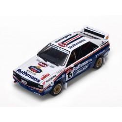Audi Quattro A 2 15 Rallye de France 1985 Bosch Bond Sunstar SUN4248