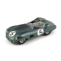 Aston Martin DBR1 5 Victoire 24 Heures du Mans 1959 IXO LM1959