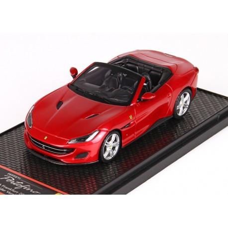 Ferrari Portofino Rosso Portofino Spider Version BBR BBRC207A