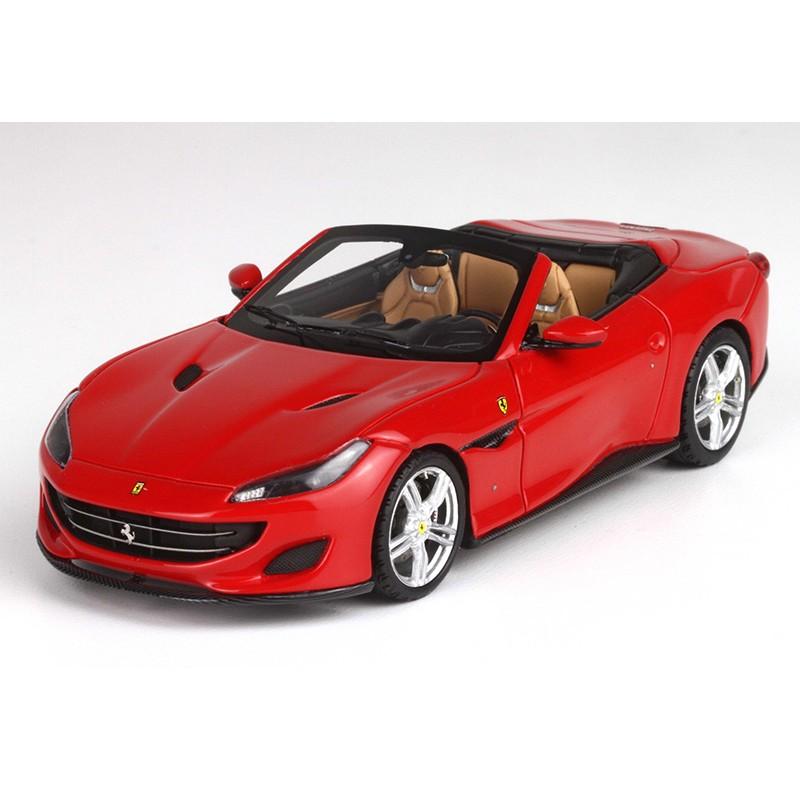 Ferrari Portofino Rosso Corsa 322 Spider Version BBR