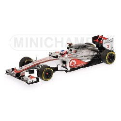 McLaren Mercedes MP4/27 F1 2012 Jenson Button Minichamps 530121803