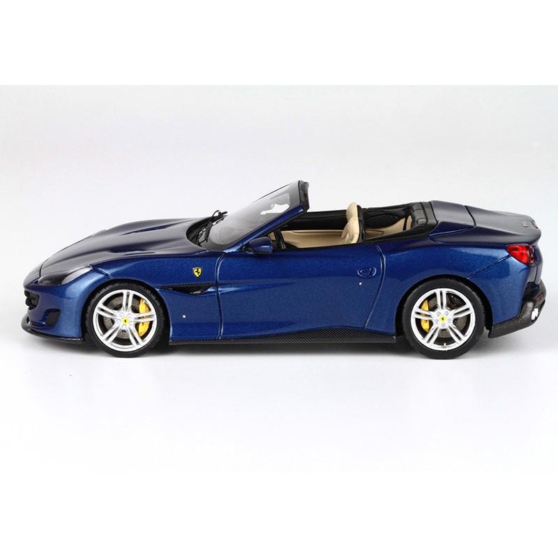 Ferrari Portofino: Ferrari Portofino Blu Abu Dhabi 526 Spider Version BBR
