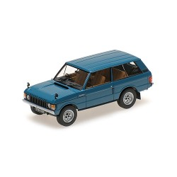Range Rover Blue 1970 Almost Real ALM410101