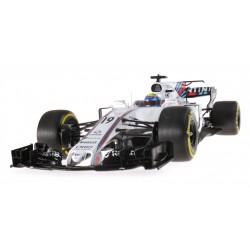 Williams Mercedes FW40 F1 Australie 2017 Felipe Massa Minichamps 117170019