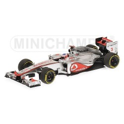 McLaren Mercedes MP4/27 F1 2012 Jenson Button Minichamps 530124303