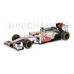 McLaren Mercedes MP4/27 F1 2012 Lewis Hamilton Minichamps 530124304